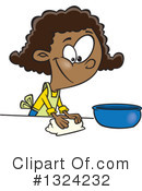 Girl Clipart #1324232 by toonaday