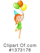 Girl Clipart #1373178 by Graphics RF
