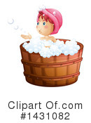 Girl Clipart #1431082 by Graphics RF