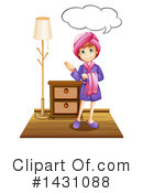 Girl Clipart #1431088 by Graphics RF