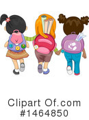 Girl Clipart #1464850 by BNP Design Studio