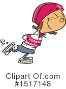 Girl Clipart #1517148 by toonaday