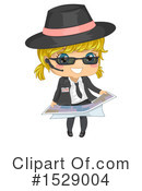Girl Clipart #1529004 by BNP Design Studio