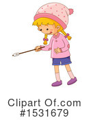 Girl Clipart #1531679 by Graphics RF