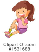 Girl Clipart #1531688 by Graphics RF
