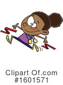 Girl Clipart #1601571 by toonaday