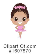 Girl Clipart #1607870 by BNP Design Studio