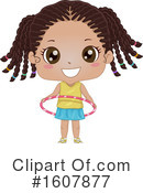 Girl Clipart #1607877 by BNP Design Studio