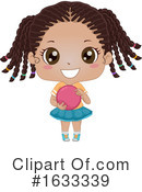 Girl Clipart #1633339 by BNP Design Studio