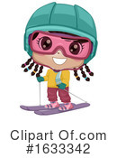 Girl Clipart #1633342 by BNP Design Studio