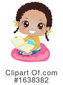 Girl Clipart #1638382 by BNP Design Studio