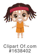 Girl Clipart #1638402 by BNP Design Studio