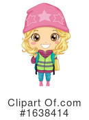 Girl Clipart #1638414 by BNP Design Studio