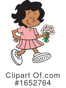 Girl Clipart #1652764 by Johnny Sajem