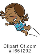 Girl Clipart #1661292 by toonaday