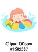 Girl Clipart #1685387 by BNP Design Studio