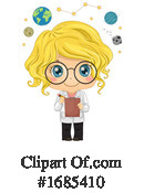 Girl Clipart #1685410 by BNP Design Studio