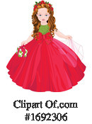Girl Clipart #1692306 by Pushkin