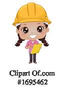Girl Clipart #1695462 by BNP Design Studio