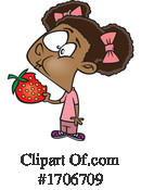 Girl Clipart #1706709 by toonaday