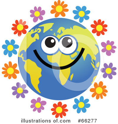 Royalty-Free (RF) Global Face Character Clipart Illustration by Prawny - Stock Sample #66277