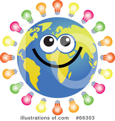 Global Face Character Clipart #66303 by Prawny