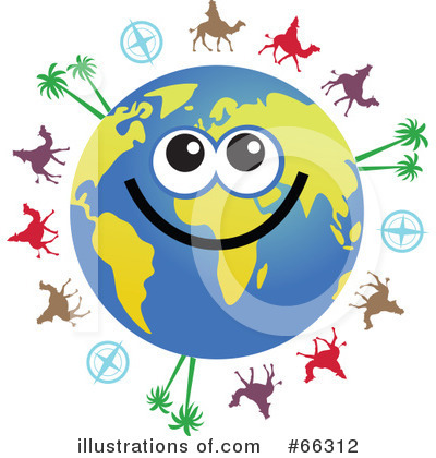Global Face Character Clipart #66312 by Prawny