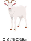 Goat Clipart #1725039 by Vector Tradition SM