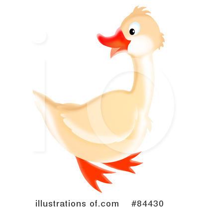 Goose Clipart #84430 - Illustration by Alex Bannykh