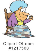 Granny Clipart #1217503 by toonaday