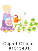 Granny Clipart #1315491 by Alex Bannykh