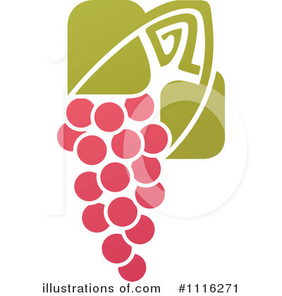 Grapes Clipart #1116271 by elena
