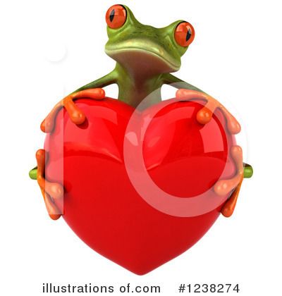 Frog Clipart #1238274 by Julos