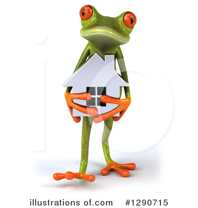 Frog Clipart #1290715 by Julos