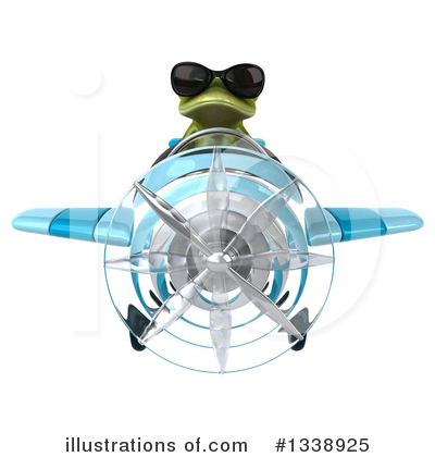 Frog Clipart #1338925 by Julos