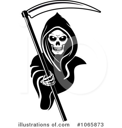 Clip Art Grim Reaper Clipart grim reaper clipart 1065873 illustration by vector tradition sm royalty free rf sm