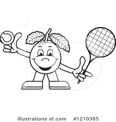 Royalty Free RF Guava Clipart Illustration 1210365 By Lal Perera
