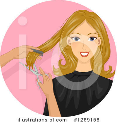 Hair Care Clipart #1269158 by BNP Design Studio