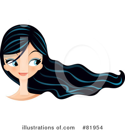 Beauty Clipart #81954 by Melisende Vector