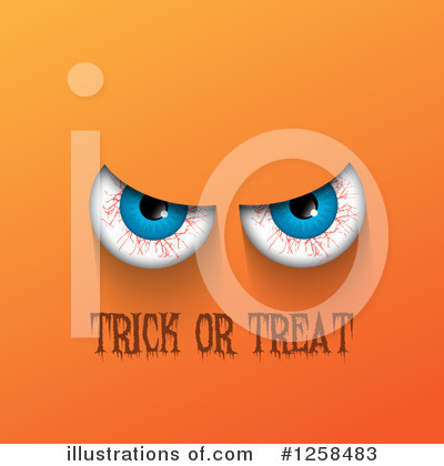 Trick Or Treat Clipart #1258483 by KJ Pargeter