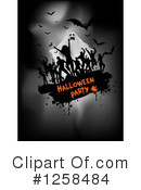 Halloween Clipart #1258484 by KJ Pargeter