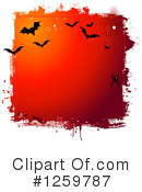 Halloween Clipart #1259787 by KJ Pargeter
