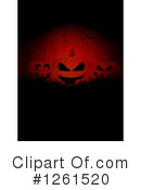 Halloween Clipart #1261520 by KJ Pargeter