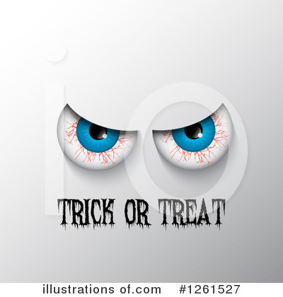 Trick Or Treat Clipart #1261527 by KJ Pargeter