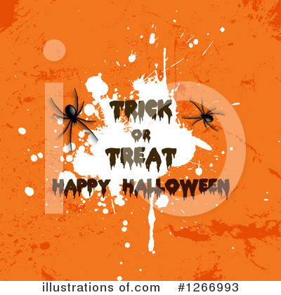Trick Or Treat Clipart #1266993 by KJ Pargeter