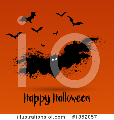 Halloween Clipart #1352057 by KJ Pargeter