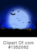 Halloween Clipart #1352062 by KJ Pargeter