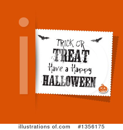 Trick Or Treat Clipart #1356175 by KJ Pargeter