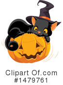 Halloween Clipart #1479761 by Pushkin