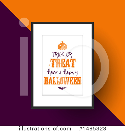 Trick Or Treat Clipart #1485328 by KJ Pargeter
